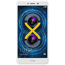 Smartphone Honor 6x silver Blu- honor - monclick.it
