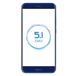 Smartphone Honor 8 pro blue Rosso- honor - monclick.it