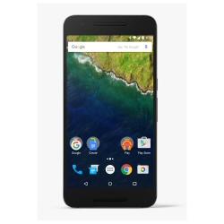 """Smartphone Google Nexus 6P - Smartphone - 4G LTE - 32 Go - CDMA / GSM - 5.7"""" - 2560 x 1440 pixels (518 ppi) - Super AMOLED - 12,3 MP (caméra avant de 8 mégapixels) - Android - graphite"""