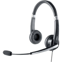 JABRA - Jabra UC Voice 550 Duo - Casque...