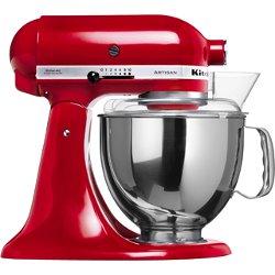 Foto Robot da cucina Kitchenaid robot rosso imperiale