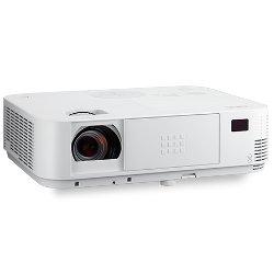 Vidéoprojecteur NEC M363W - Projecteur DLP - 3D - 3600 lumens - WXGA (1280 x 800) - 16:10 - HD 720p