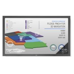 """Écran LFD NEC MultiSync V463 TM-2 - Classe 46"""" - Série V écran DEL - communication interactive - avec écran tactile - 1080p (Full HD) - système de rétroéclairage en bordure par DEL Edge-Lit - noir"""