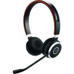 Jabra Evolve 65 UC stereo - Casque - sur-oreille - sans fil - Bluetooth - avec Jabra LINK 360 Adapter