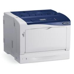 Imprimante laser Xerox Phaser 7100N - Imprimante - couleur - laser - A3 - 1200 ppp - jusqu'à 30 ppm (mono) / jusqu'à 30 ppm (couleur) - capacité : 400 feuilles - USB, LAN
