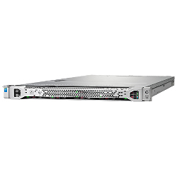 Foto Server Hp dl160 gen9 e5-2609v3 sff remarke Hewlett Packard Enterprise