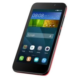 Smartphone Huawei - Y5 TIM Black Red