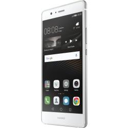 """Smartphone Huawei P9 lite - Smartphone - 4G LTE - 16 Go - microSDXC slot - GSM - 5.2"""" - 1 920 x 1 080 pixels - 13 MP (caméra avant de 8 mégapixels) - Android - blanc"""