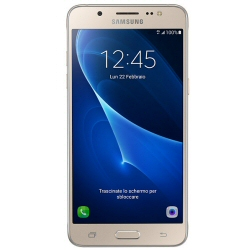 Smartphone Samsung Galaxy J5 (2016) - Smartphone Android - 4G - microSDXC slot - GSM (cam�ra avant 5 MP) - Android - TIM