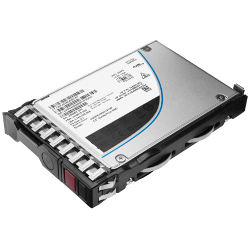 Ssd Hewlett Packard Enterprise - Hp 200gb 6g sata wi-2 lff scc ssd