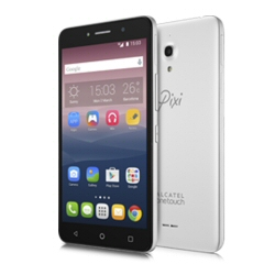 Smartphone Pixi 4 (6) Metal Silver - alcatel - monclick.it