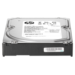 Hard disk interno Hewlett Packard Enterprise - Hp 8gb 2rx8 pc3-12800e-11 stnd kit