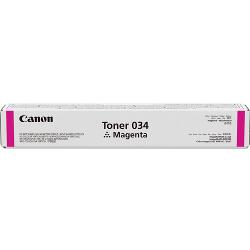 Canon - Toner 034 magenta