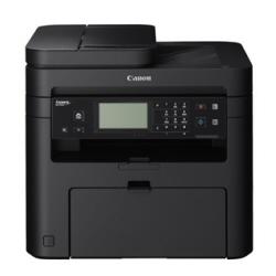 Imprimante laser multifonction Canon i-SENSYS MF226dn - Imprimante multifonctions - Noir et blanc - laser - A4 (210 x 297 mm), Legal (216 x 356 mm) (original) - A4/Legal (support) - jusqu'à 27 ppm (copie) - jusqu'à 27 ppm (impression) - 250 feuilles - 33.6 Kbits/s - USB 2.0, LAN