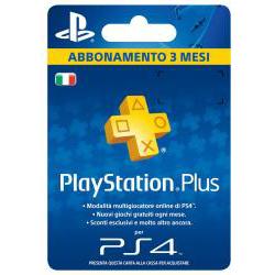 Abbonamento Live Sony - Playstation plus card hang 90 days