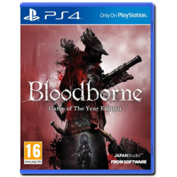 Jeu vidéo Bloodborne - Game Of The Year - PlayStation 4