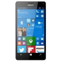 Smartphone Microsoft Lumia 950 XL - Smartphone - 4G LTE - 32 Go - microSDXC slot - GSM - 5.7