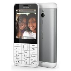 Foto Telefono cellulare Nokia 230 DUAL SIM White Microsoft