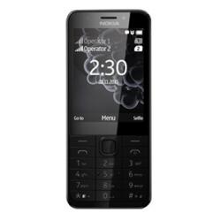 Foto Telefono cellulare Nokia 230 DUAL SIM BLACK Microsoft