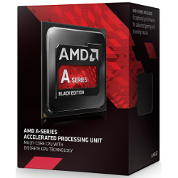 Processore Gaming Amd - A10 7870k 4.1 ghz black 95w