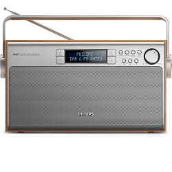 Radio Philips AE5220 - Radio portative DAB - 6 Watt