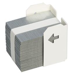 Ricoh Type K - Agrafes (pack de 15000) - pour Ricoh Aficio SP 8300, Aficio SP C830, Aficio SP C831, MP 3353, MP C6003; SR 3000, 3030