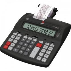 Calculatrice Olivetti Summa 303 - Calculatrice avec imprimante - LCD - 12 chiffres - adaptateur CA