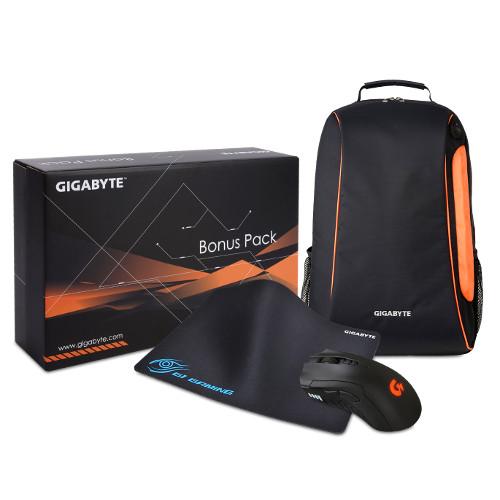 Gigabyte - BONUS PACK GIGABYTE