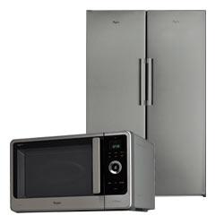 Frigorifero SW8AM2YXR e Congelatore UW8F2CXBIN: il microonde è incluso nel prezzo
