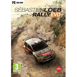Videogioco Milestone - Pc sebastien loeb rally evo