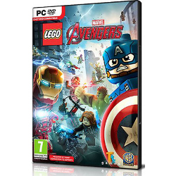 Videogioco Warner bros - LEGO Marvel's Avengers PC