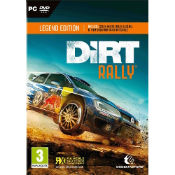 Videogioco Codemasters - PC Dirt Rally Legend Edition