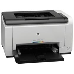 Imprimante laser HP Color LaserJet Pro CP1025 - Imprimante - couleur - laser - A4/Legal - 600 x 600 ppp - jusqu'à 16 ppm (mono) / jusqu'à 4 ppm (couleur) - capacité : 150 feuilles - USB 2.0