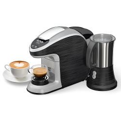 Macchina da caffè Hotpoint - CMHMQBG0 UNO CAPSULE SYSTEM MILK