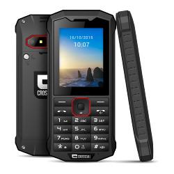 Telefono cellulare SPIDER X4 IP67 Dual Sim - crosscall - monclick.it