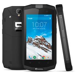 Smartphone TREKKER M1 IP67 Blu- crosscall - monclick.it