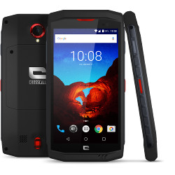 Smartphone Trekker x3 ip67 5  32gb Blu- crosscall - monclick.it
