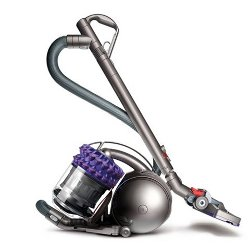 Aspirateur Dyson DC52 Allergy Care - Aspirateur - traineau - sans sac - 1300 Watt - tache/violet