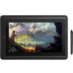 Tablette graphique Wacom Cintiq 13HD - Numériseur avec écran à cristaux liquides - 29.9 x 17.1 cm - électromagnétique - 4 boutons - filaire - USB
