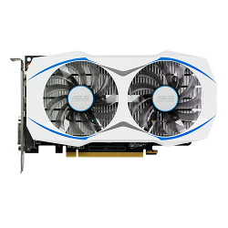 Scheda video Asus - Dual-rx460-o2g