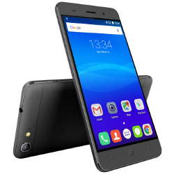 Smartphone Haier - LEISURE L56 Grey