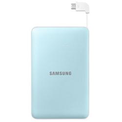 Caricabatteria Samsung - Battery pack 11.3a blu