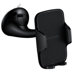 Support pour LCD Samsung EE-V200S - Support pour voiture - noir - pour Galaxy Note 3