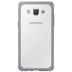 Cover Samsung - Protective cover gray galaxy a5