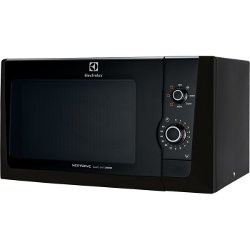 Micro ondes Electrolux EMM21150K - Four micro-ondes grill - pose libre - 21.23 litres - 800 Watt - noir