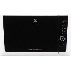 Micro ondes Electrolux EMS28201OW - Four micro-ondes grill - pose libre - 28.3 litres - 900 Watt - blanc