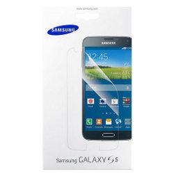Protecteur d'écran Samsung - Protection d'écran - pour Galaxy S5, S5 Neo