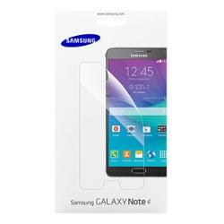 Protecteur d'écran Samsung - Protection d'écran - pour Galaxy Note 4