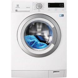 Lave-linge Electrolux EWF1407MEW - Machine � laver - pose libre - largeur : 60 cm - profondeur : 60.5 cm - hauteur : 85 cm - chargement frontal - 68 litres - 10 kg - 1400 tours/min - blanc