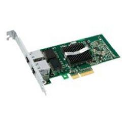 Adattatore di rete Intel - Pro/1000 pt dual port svr adp